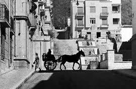 Οδός Λυκαβηττού τη δεκαετία του 1930